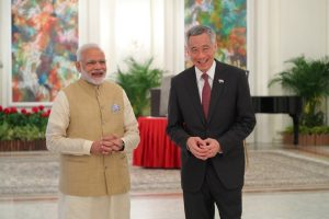 PM Modi assures Singapore PM supply of essential goods amid COVID-19 outbreak