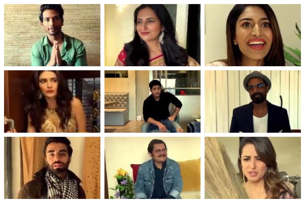 Ekta Kapoor, Divyanka Tripathi, Erica Fernandes, Karan V Grover, Karan Jotwani, Karishma Tanna, Manish Paul, Mouni Roy