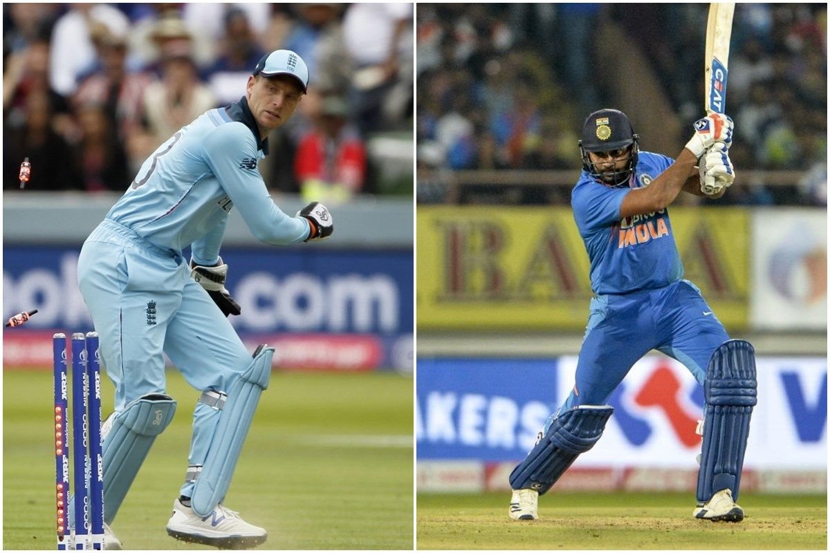 Rohit Sharma, Jos Buttler,