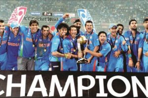 OTD in 2011: India finish off in style to lift World Cup after 28 years