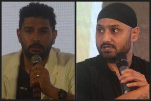 COVID-19: BJP MLA reminds Yuvraj Singh, Harbhajan Singh nationality of Shahid Afridi