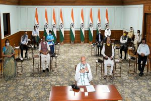 'Need to strengthen economic activities', says PM Modi; lockdown to remain in red zones after May 3