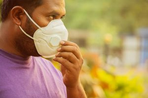 Air quality dips from 'good' to 'moderate' category in Delhi
