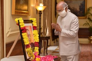 Prez, PM, others pay tribute to 'Chief architect of Constitution' BR Ambedkar on his birth anniversary