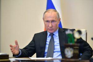 Russia Coronavirus cases top 32,000, President Putin warns of 'very high risks'
