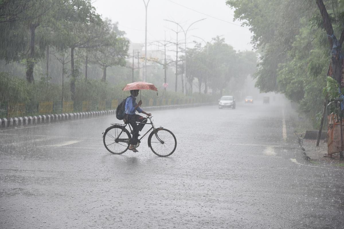 Odisha, Southwest monsoon, Bhubaneswar, India Meteorological Department