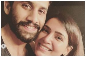 Happy Birthday Samantha Akkineni: Naga Chaitanya bakes cake for beloved wife