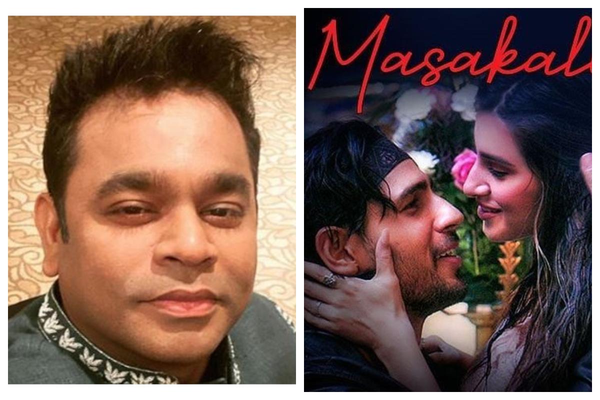 Masakali, A R Rahman, Masakali 2.0