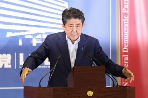 'Who do you think you are?' Shinzo Abe faces netizens' fury after sharing stay at home video