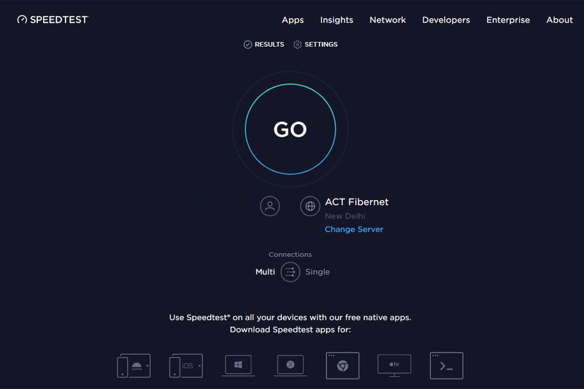 Ookla Speed Test, India Broadband Rank, Speedtest Global Index