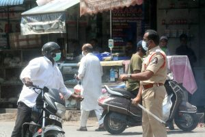 COVID-19 outbreak: Man booked for spitting in public place in Hyderabad