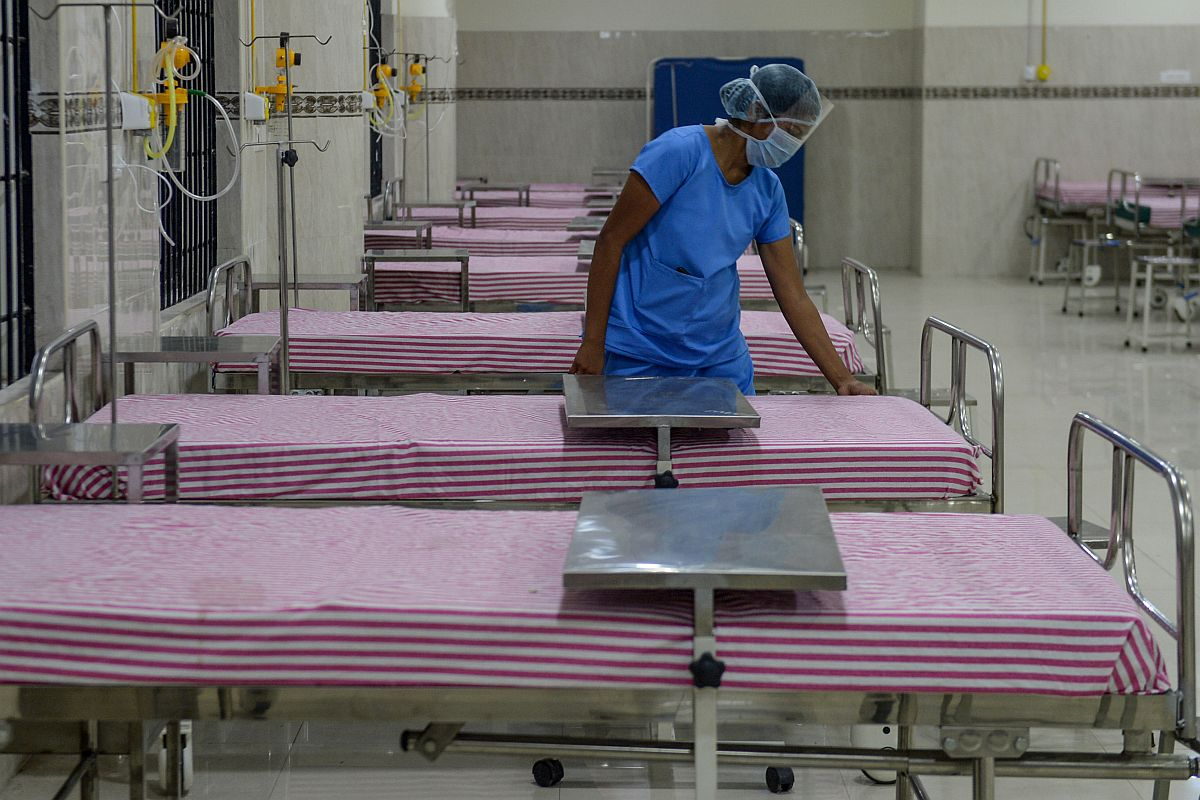3 hospitals with 3,500 beds in Delhi to give free treatment to COVID-19 patients
