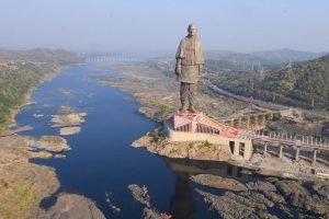 Statue of Unity on 'sale' for Rs 30,000 crore to fight COVID-19, says online ad; case filed