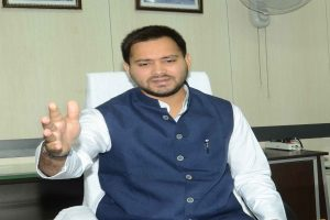 Air travellers brought Coronavirus, those on foot are suffering: Tejashwi Yadav on migrant workers
