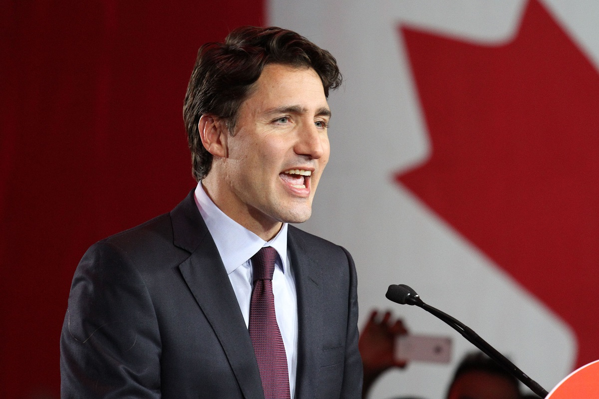 Canada PM Justin Trudeau announces updates to programs dealing with COVID-19 impact