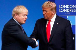 Donald Trump offers help to treat COVID-19 positive UK PM Boris Johnson