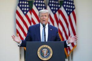 US will 'temporarily suspend' immigration due to Coronavirus outbreak, says Trump