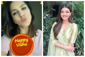 Happy Vishu 2020: Wishes pour in from stars including Sunny Leone, Kajal Aggarwal and others