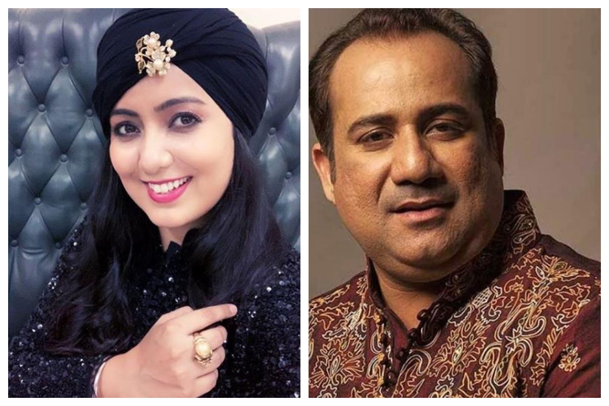 Rahat Fateh Ali Khan, Vijay Arora, Harshdeep Kaur, FWICE
