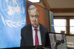 'Bio-terrorist attack might unfold across world': says UN chief at Security Council meeting on Coronavirus