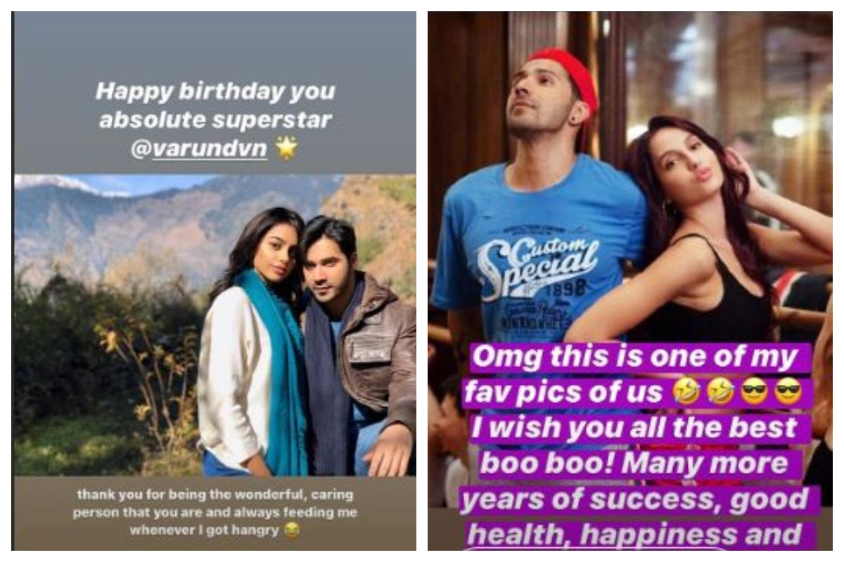 Happy Birthday Varun Dhawan, Varun Dhawan