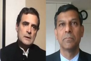 Rs 65,000 Cr needed to feed India's poor': Raghuram Rajan to Rahul Gandhi on COVID-19