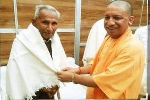 Yogi Adityanath's father dies at AIIMS today; CM says won't attend last rites due to COVID-19 fight