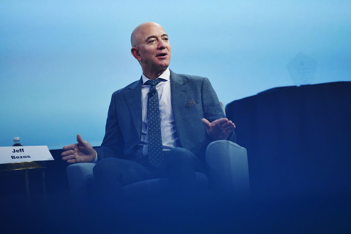 Amazon's Jeff Bezos on Track to Become World's First Trillionaire