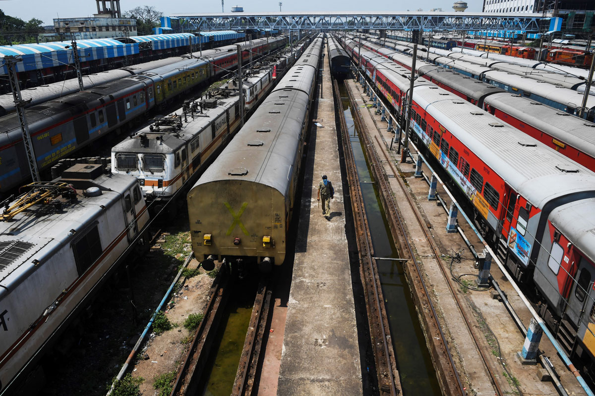 IRCTC, Train Booking, Reopen India
