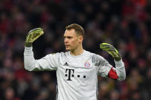 Manuel Neuer extends contract with Bayern Munich to 2023