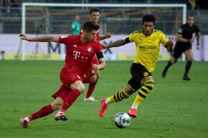 Bayern Munich beat Borussia Dortmund 1-0 to extend lead in Bundesliga