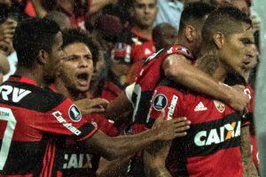 Three Flamengo players test positive for coronavirus