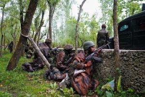 5 terrorists killed in Shopian encounter