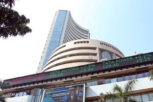 Sensex crashes 1069 points, Nifty50 ends at 8,823; financial stocks tumble