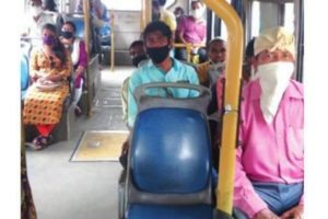 More state buses roll out, autos hit streets