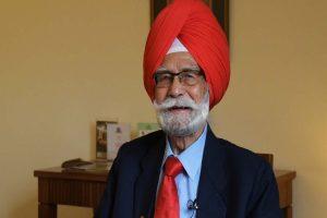 'Sad to hear passing of hockey legend Shri Balbir Singh Sr,' says President Kovind