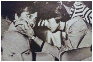Sanjay Dutt's debut film 'Rocky' turns 39; here's when Sunil Dutt and son left a vacant seat for Nargis at premiere