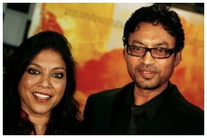 Impossible to speak of Irrfan Khan in past tense: Mira Nair