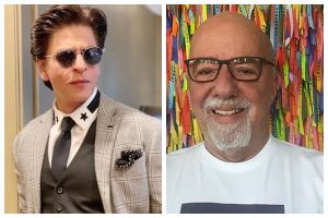 Shah Rukh Khan thanks Paulo Coelho for loving Sanjay Mishra's 'Kaamyaab'