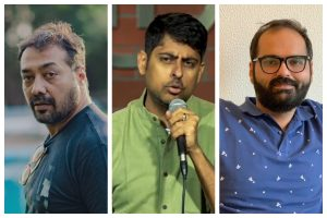 Anurag Kashyap, Varun Grover auction their trophies to raise funds for COVID test kits