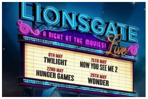 COVID-19: Lionsgate to livestream films to raise funds for GiveIndia