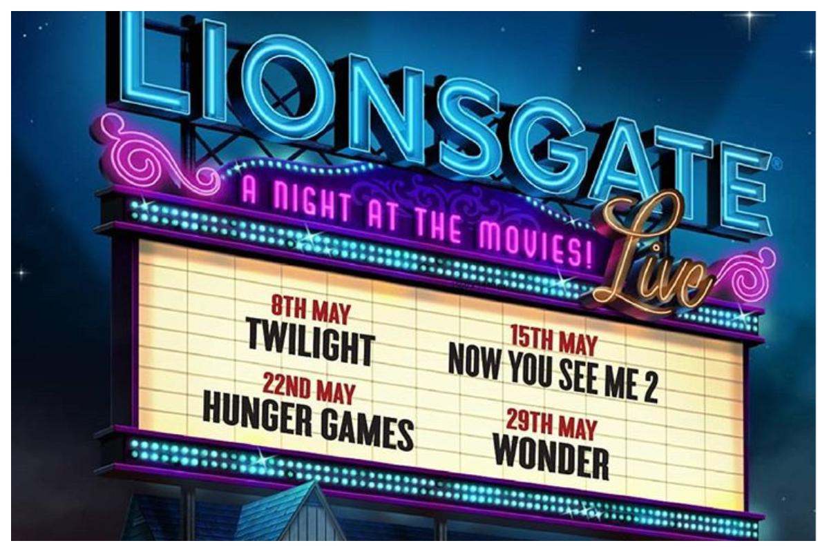 Lionsgate, GiveIndia, Anil Kapoor, Ananya Panday