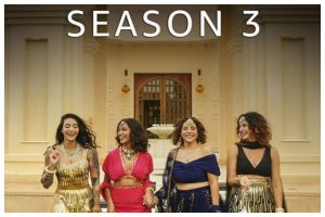 'Four More Shots Please!' renewed for third season by Amazon Prime Video