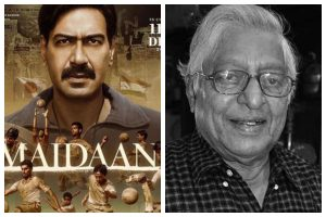 Football legend Chuni Goswami dies; Ajay Devgn mourns