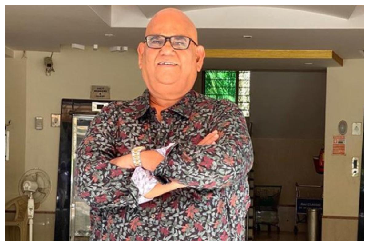 When Satish Kaushik used to work as a cashier - The Statesman