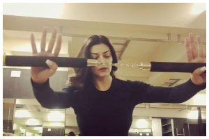 Meditated with Nunchaku to overcome Addison's disease, says Sushmita Sen