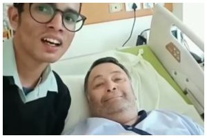Rishi Kapoor's ICU video gets viral; FWICE protests against HN Reliance Hospital