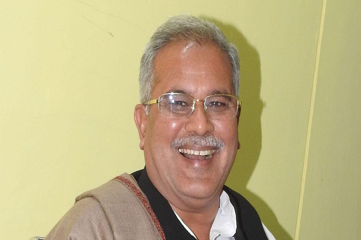 CM Bhupesh Bhagel
