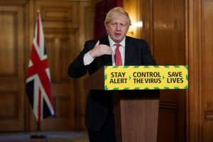 UK PM Boris Johnson 'rules out return to austerity' to fund COVID-19 bill