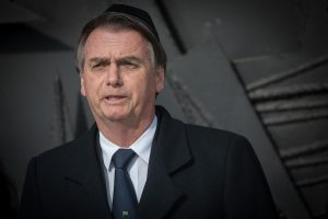 Brazil President Jair Bolsonaro names new head of Federal Police